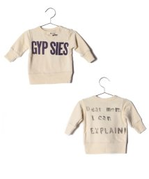 COMECHATTO&CLOSET/【GOTOHOLLYWOOD】ビンテージウラケ GYPSIES BABY スウェット/501485438
