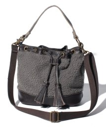 NICE CLAUP OUTLET/【pual ce cin】ボアショルダーBAG/501494064