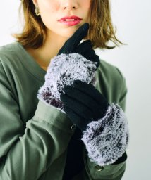 VitaFelice/エコファー付き手袋(スマホ対応)/501506575