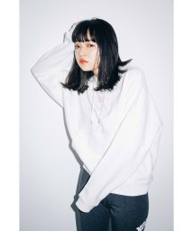 X-girl/エックスガール/レディス/PULLOVER SWEAT HOOD SMALL LOGO/501507449