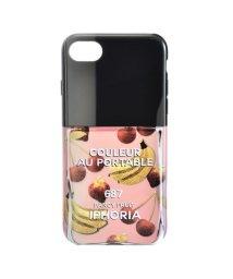 IPHORIA/【iPhone8/iPhone7 対応】 ネイルボトルシリーズ Colour Case Fancy Fruit/501508197