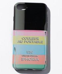 IPHORIA/【iPhone8/iPhone7 対応】 ネイルボトルシリーズ Colour Case Hipnotize/501508199