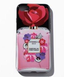 IPHORIA/【iPhone8/iPhone7 対応】 パフュームボトルシリーズ Perfume Case with Red Fower Bo/501508200