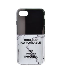 IPHORIA/【iPhone8/iPhone7 対応】 ネイルボトルシリーズ Couleur au Portable Marbellous/501508210
