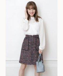 Rirandture/【美人百花 3月号掲載】BIGポケットAラインスカート/501508380