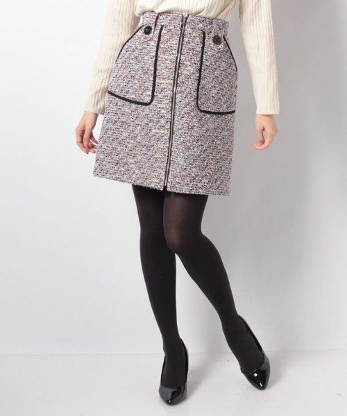 Rirandture(リランドチュール)/【美人百花 3月号掲載】BIGポケットAラインスカート/89130670