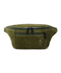 AS2OV/AS2OV アッソブ WATER PROOF SUEDE ウォータープルーフスエード ウエストバッグ Fanny Pack ASSOV 091752/501508586