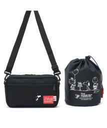 Manhattan Portage/【日本正規品】マンハッタンポーテージ スヌーピー Manhattan Portage×PEANUTS Jogger Bag ショルダーバッグ MP1404LPE/501508602