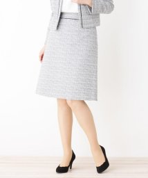 index/ラメ混ツィード フレアスカート/501509708