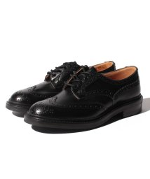 Tricker's/【Trickers】BOURTON BLACK CALF DAINITE SOLE 5 FIT/501498314