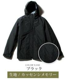 THE CASUAL/(オーディエンス) Audience カッセンシメモリー裏ダイヤキルトマウンテンパーカー/501501860