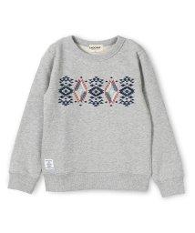 RADCHAP/オルテガ刺繍トレーナー/501511223