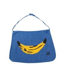 こどもビームス/BOBO CHOSES / Little Jane & Banana プリント エプロン/501512453