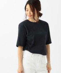 Demi-Luxe BEAMS/ATON / スビン パーフェクト ショートスリーブ Tシャツ/501409572