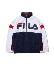 FILA/フィラ ウィンドアップ プルオーバ― ジャケット/501497233