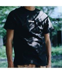 FILA/フィラ × アトモス スクエア ビッグ ロゴ ティーシャツ/501497242