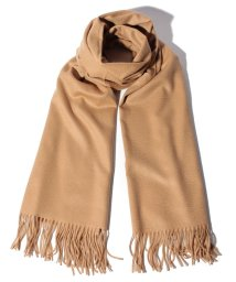 Johnstons/【Johnstons】Solid Stole/501504458