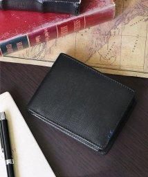 GAZIL/財布 メンズ 二つ折り 二つ折り財布 本革 プリズムレザー シンプル 折り財布 GAZIL/501510881