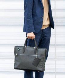 ZARIO/バッグ ビジネスバッグ メンズ A4対応 クッションポケット ビジカジ 通勤 ショルダー付き 2way ブリーフケース/501510919