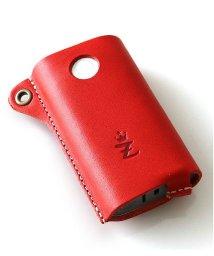 ZARIO-GRANDEE-/glo ケース カバー 本革 レザー レディース ストラップ取付可 日本製 栃木レザー glo専用 グローケース ZARIO-GRANDEE-/501510937