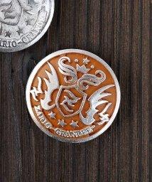 ZARIO-GRANDEE-/コンチョ オリジナル フラッグ 財布 バイカーズ 日本製/501510941