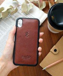 ZARIO-GRANDEE-/iPhoneXケース iPhoneXSケース 本革 レディース iPhoneX iPhoneXS スマホケース ZARIO-GRANDEE-/501510951