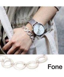 fone/Fone リングチェーンブレスレットSILVER 17SU-I/501511855
