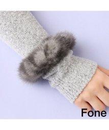 fone/Fone ファーバングル  GRAY 17SU-I/501511863