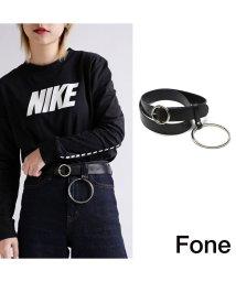 fone/Fone リングベルトBLACK/501511878