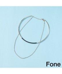 fone/エフワン メタルチェーン チョーカー/501511943