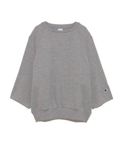 【Champion】RAGLAN SLEEVE BIG T-SHIRT