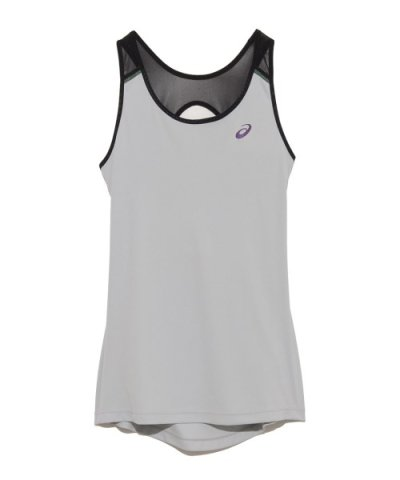 【asics】▽OPEN BACK TANK TOP