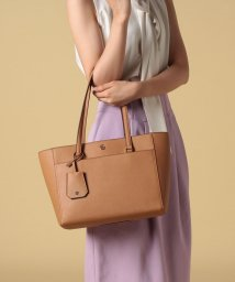 Tory Burch/トートバッグ / ROBINSON SMALL TOTE 【AMARENA or CARDAMOM】/501513830