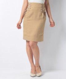 Apuweiser-riche/サイドレースアップタイトスカート/501514151