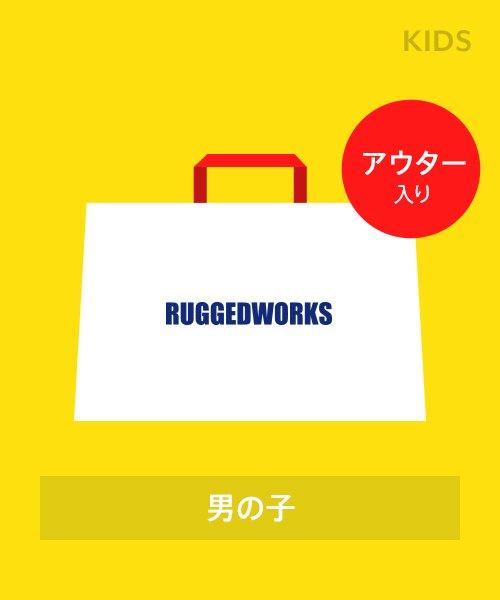 RUGGEDWORKS(ラゲッドワークス)/【子供服 2019年福袋】RUGGEDWORKS(男の子)/719993R