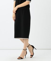 BEAMS OUTLET/Demi-Luxe BEAMS / ミラノリブ コンビ スカート 19FO/501514894