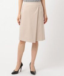 ICB(LARGE SIZE)/【セットアップ】T/R Georgette スカート/501366724
