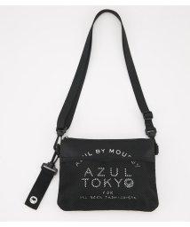 AZUL by moussy/アーチロゴサコッシュ/501486656
