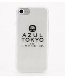 AZUL by moussy/AZUL TOKYOスモークスマホケース/501486670