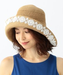 Demi-Luxe BEAMS/Athena New York / DaisyMesh ハット/501492473