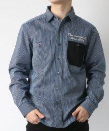MARUKAWA/【SMITH'S】 スミス ツイル刺繍ワークシャツ/501492528
