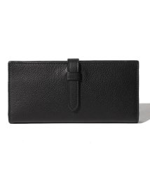 J&M DAVIDSON/【J&M DAVIDSON】ELONGATED TAB WALLET/501492579