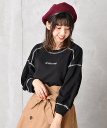 NICE CLAUP OUTLET/ミニロゴトップス/501505784