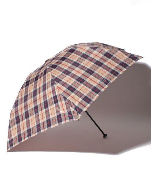 MACKINTOSH PHILOSOPHY(umbrella)(マッキントッシュフィロソフィー(傘))/MACKINTOSH PHILOSOPHY婦人ミニP30Dタフタ先染めハウスチェック/214310907002