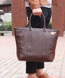 ZARIO/ビジネスバッグ メンズ ビジネスバック ビジネス 鞄 フェイクレザー 大容量 多機能 2way ショルダー付き/501510914