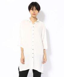 RoyalFlash/KMRii/ケムリ/RAYON LAZY SHIRTS/レーヨン レイジーシャツ/501514950