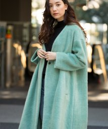 marjour/SHAGGY COAT/501515688