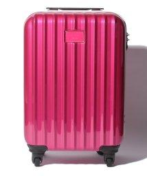 BENETTON (women)/【S】静走ラインキャリーケース・スーツケース機内持込可 容量約29L 静音/002017201