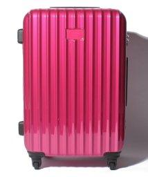 BENETTON (women)/【M】静走ラインキャリーケース・スーツケース容量約48L 静音 /002017202