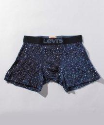 Levi's under wear /200SFプリントボクサー インディゴSTARS/501503498
